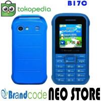 Brandcode B17C - Dual Sim - Garansi Resmi