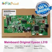 Board Printer Epson L310, Mainboard L310 Original New Murah