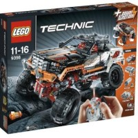 LEGO TECHNIC - ROCK CRAWLER (9398)