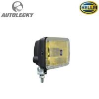 Hella 1109 WORK LAMP, VEHR, HALOGEN, COMET 550, 12V, 55W, FOG, AMBER