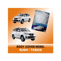 Body Cover Mobil Toyota Rush 2012