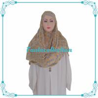 Kerudung Jilbab Pashmina Rajut Instan