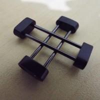 NEW Strap Lugs Adapter for Suunto Core All Black jam arloji pria wani