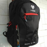Jual Tas Ransel Laptop + Rain Cover # POLA VILL (Limited Edition) Murah
