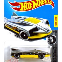 Speed Slayer SILVER CHROME Track Stars- Hot Wheels HW Hotwheels