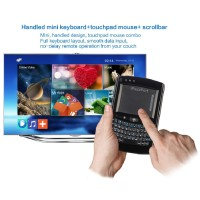 iPazzPort 2.4G Voice Wireless Keyboard for Smartphone-TV Box-PC-Promo