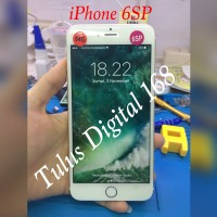 Hp iPhone 6S Plus 64GB No finger - Gold
