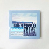 ALBUM JAPAN WANNA ONE - TO BE ONE (SKY VERSION) + POSTER