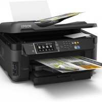 Printer Multi function Epson WF-7611 (P,S,C,FX,WF,LAN,USB&MMRY)