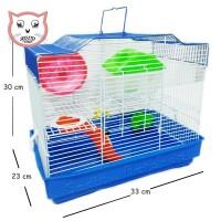 Kandang Hamster 2 Lantai HM 230