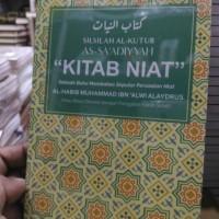 Kitab Niat