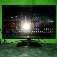 Harga led monitor komputer pc lg 22inch wide e2241t | Pembandingharga.com