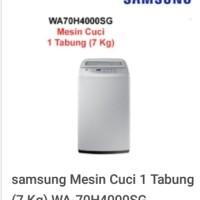 mesin cuci 1 tabung SAMSUNG wa70h4000