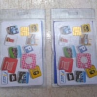Flazz BCA E M money atau E Tooll BCA Saldo Rp 0