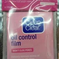 Clean n Clear Oil Control Film/ kertas serap minyak wajah