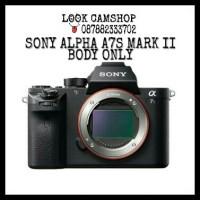 Harga kamera mirrorless sony alpha 7s a 7s a7s mark ii bo body | Pembandingharga.com