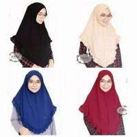 Jilbab/hijab/khimar instan/langsungan cantik dan murah