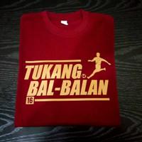 Atasan/Kaos/T-Shirt/COSTUM TUKANG BAL BALAN
