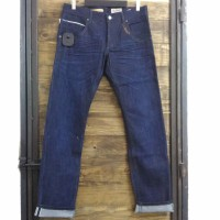 New Celana jeans wrangler Spencer Selvedge