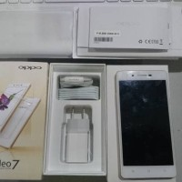 Oppo Neo7 (A1603) White Istimewa Ex diplay Garansi  sd 4 januari  2018