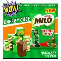 Milo cube original pack isi 100