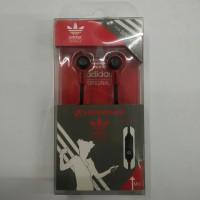 Handsfree Headset Earphone Sport Sennheiser Adidas KD-A40 Mic HD Audio