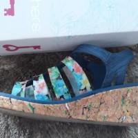 Sketchers Original anak cewek /Sandal Sepatu Branded