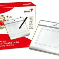 Grafik Tablet Genius i405 Easypen Grafik For Drawing Painting i 405