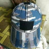 Topi Loreng Angkatan Laut NKRI
