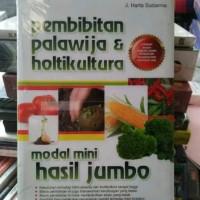 pembibitan palawija danholti kultura