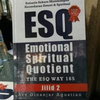 esq emosional spiritual quotient ary ginanjar jili.1&2 original