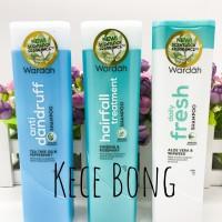 Wardah Shampoo / Shampoo Wardah / Produk Baru Wardah Shampoo