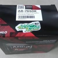 AMD A8-7650K with AMD quiet cooler Quad-Core Socket FM2+ 95W Processor