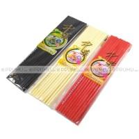 Sumpit Mie Melamin / Melamine Chopstick Dinemate Hitam Gading Merah