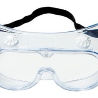 3M Safety Splash Goggle 334AF, GOGGLE CHEMICAL (Kacamata Pelindung)
