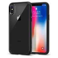 Iphone X Original Spigen Ultra Hybrid Case Hard Case Back Case Casing