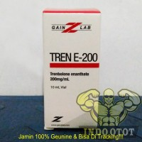 GainzLab TREN E-200 TREN E 200 mg 200mg GainzLab Gainz Gain Z Lab Labs