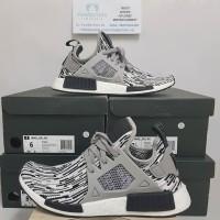 244216ac182c1 Adidas NMD XR1 Glitch Camo Oreo 100% Original Sneakers