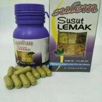 Susut Lemak Tenlung Hijau Daun Spirulina - Herbal Pelangsing Alami