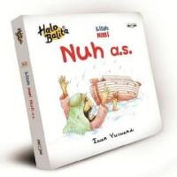 HALO BALITA: KISAH NABI NUH AS, Iwan Yuswandi