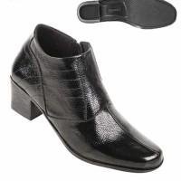 Sepatu Wanita Boot Kulit Boots tta 3236 Zeintin