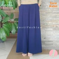Celana Panjang Kulot Wanita XXL XL Bigsize Big Size Jumbo Besar Lebar