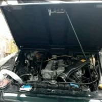 Peredam Ekslusive kap mesin mobil Jeep Mercy Short G280