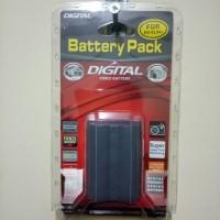Baterai / Battery Nikon EN-EL3e untuk D80, D90, D70, D200 , D300, D70s