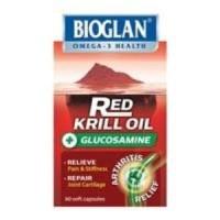 Bioglan Glucosamine & Red Krill Oil