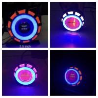 ... U26R RBR Mini 3 Inch Angel Bulat Running. Rp 60.000 . JakartaWMP Online. (18). Tambah ke Wishlist. Lampu Tembak U26 / Projektor / Projie Mini Langsung