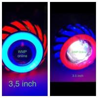 Lampu Tembak U27 / Projektor / Projie Mini Langsung