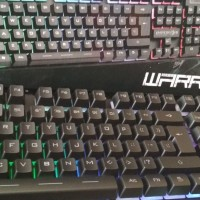 Imperion Warrior 10 Keyboard Gaming Game Gamers