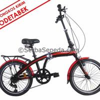 Pacific Sepeda Lipat 20