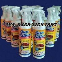 GUN KILLER Pembasmi kutu kasur dan Sofa, kutu busuk, tumbila,Tungau.